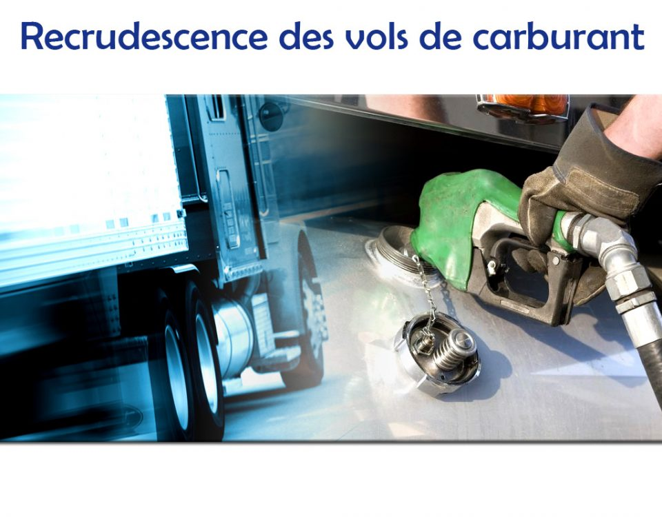 vol de carburant video protection